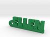 ELLEN Keychain Lucky 3d printed