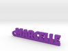 MARCELLE Keychain Lucky 3d printed