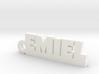 EMIEL Keychain Lucky 3d printed