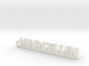 MARCELLIN Keychain Lucky 3d printed