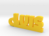 LUIS Keychain Lucky 3d printed