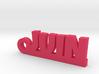 JUIN Keychain Lucky 3d printed