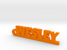 WESLEY Keychain Lucky 3d printed