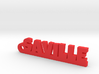 SAVILLE Keychain Lucky 3d printed