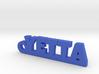 YETTA Keychain Lucky 3d printed