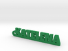 KATELENA Keychain Lucky 3d printed