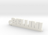 BELLINI Keychain Lucky 3d printed