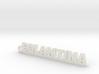 EGLANTINA Keychain Lucky 3d printed
