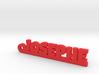 JOSEPHE Keychain Lucky 3d printed