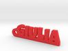 GIULIA Keychain Lucky 3d printed