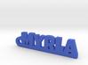 MYRLA Keychain Lucky 3d printed