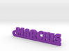 MARCHIS Keychain Lucky 3d printed