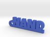 NAND Keychain Lucky 3d printed