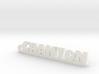 CHANTON Keychain Lucky 3d printed