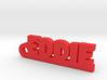 EDDIE Keychain Lucky 3d printed