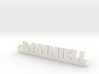 DANNIELL Keychain Lucky 3d printed