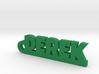 DEREK Keychain Lucky 3d printed