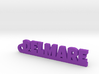 DELMARE Keychain Lucky 3d printed