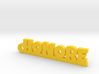 HONORE Keychain Lucky 3d printed