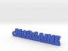 MORGAINE Keychain Lucky 3d printed