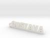 GUSTAVA Keychain Lucky 3d printed