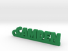 CAMDEN Keychain Lucky 3d printed