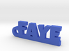 FAYE Keychain Lucky 3d printed
