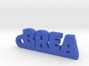 BREA Keychain Lucky 3d printed