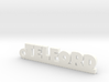TELFORD Keychain Lucky 3d printed