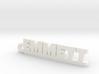 EMMETT Keychain Lucky 3d printed