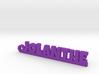 JOLANTHE Keychain Lucky 3d printed