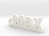 MAX Keychain Lucky 3d printed