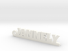 JANNELY Keychain Lucky 3d printed