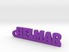 HELMAR Keychain Lucky 3d printed