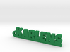 KARLENS Keychain Lucky 3d printed