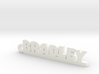 BRADLEY Keychain Lucky 3d printed