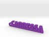 CARRESSA Keychain Lucky 3d printed