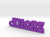 THORE Keychain Lucky 3d printed