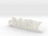 DAISY Keychain Lucky 3d printed