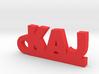KAJ Keychain Lucky 3d printed