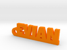 EVIAN Keychain Lucky 3d printed