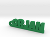 ORJAN Keychain Lucky 3d printed