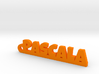 PASCALA Keychain Lucky 3d printed