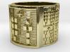 OTURATIKU Ring Size 13.5 3d printed