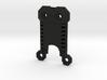 Saber Belt Clip Part 1 of 2 - Everyday Belt Carry 3d printed