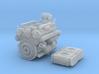 1/30 Maybach HL-230 P30 Motor 3d printed