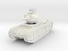 1/144 Medium tank M1921 3d printed