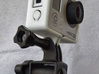 GoPro Hero 3 Frame Mount Strong Secure fit  Go Pro 3d printed WiFi button