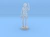 Lara Croft 3d printed