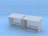 TJ-H01130x2 - Abribus béton, grands 3d printed